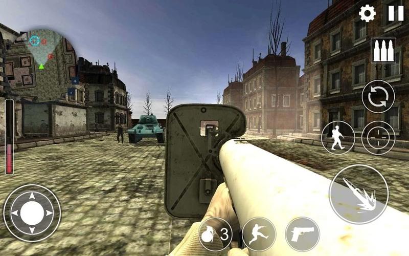 二战特工游戏截图3