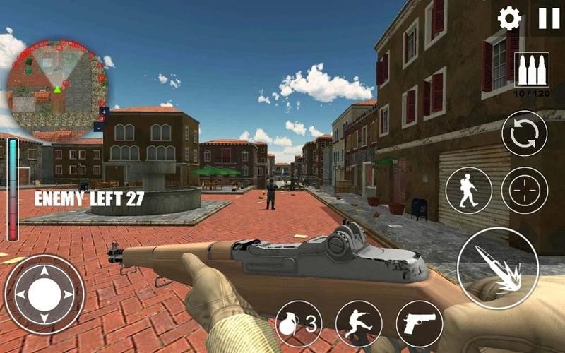 二战特工游戏截图2