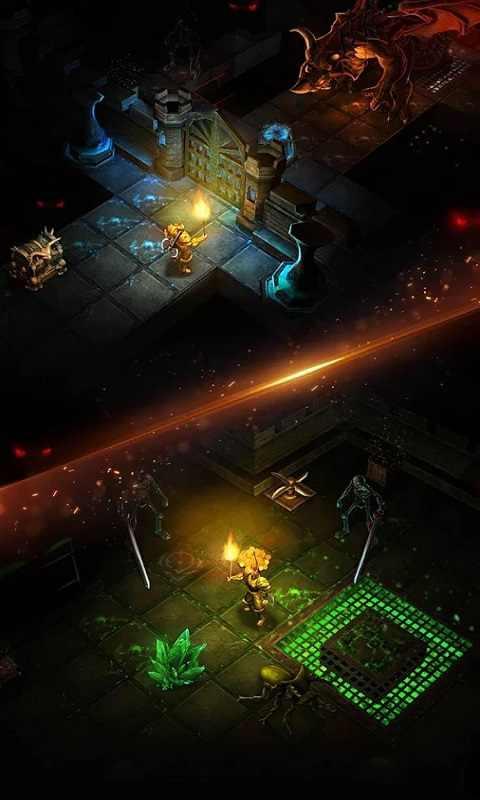 黑暗城堡游戏截图3