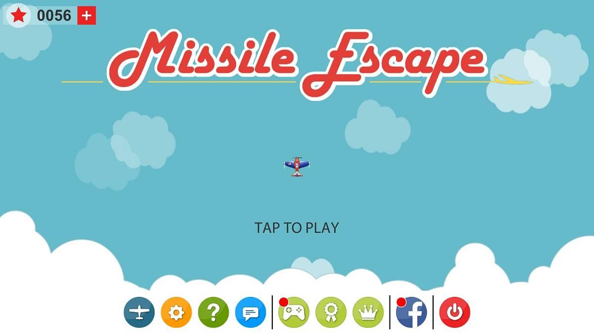 导弹逃生游戏截图3