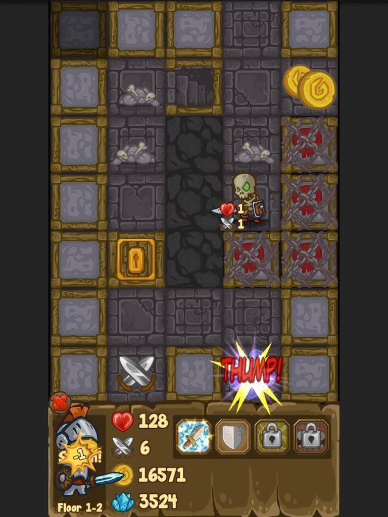 地牢英雄游戏截图1