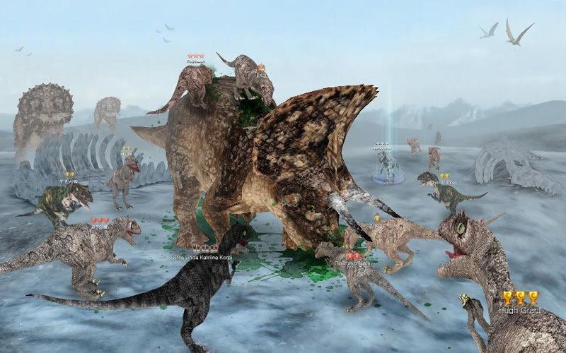 恐龙部落游戏截图3