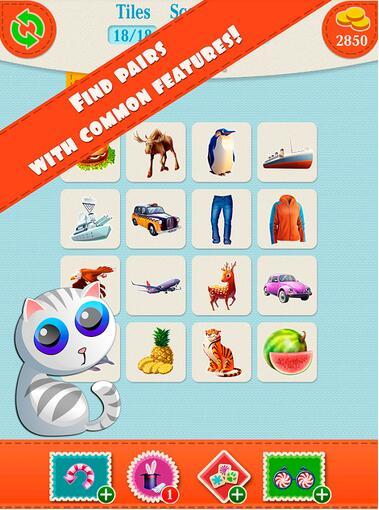 机制猫咪拼图游戏截图2
