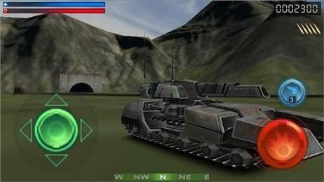 疯狂坦 克游戏截图1
