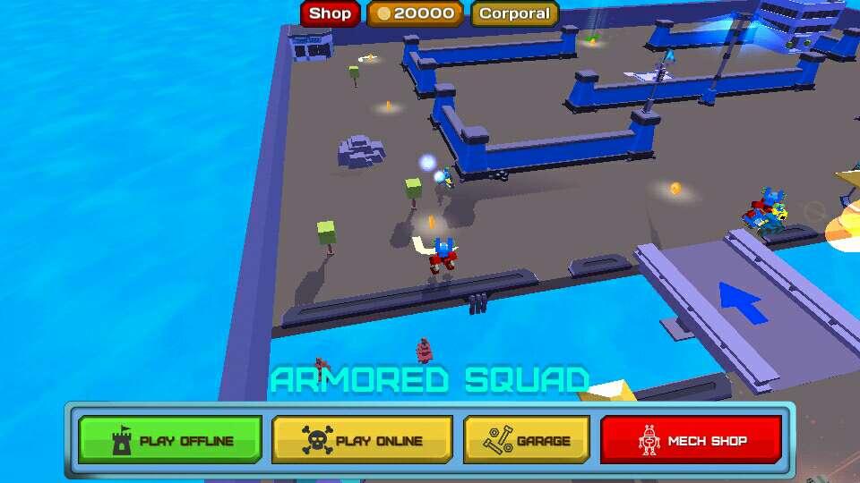 装甲小队游戏截图3