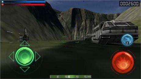 疯狂坦 克游戏截图2