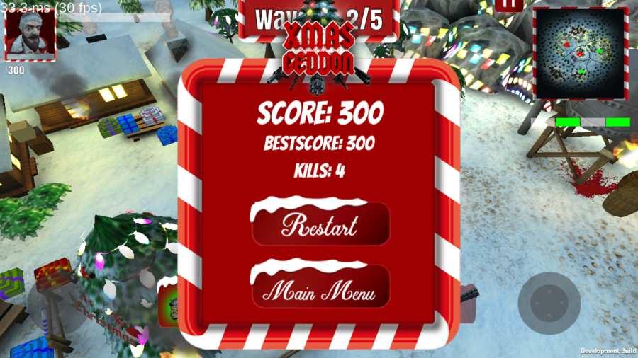 圣诞节大决战游戏截图1