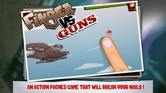 手指VS枪游戏截图2