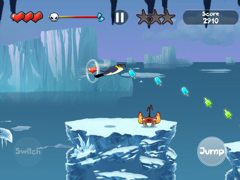 阿罗哈企鹅游戏截图1
