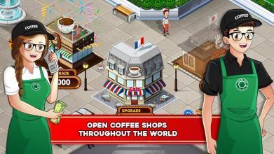 咖啡调剂游戏截图1