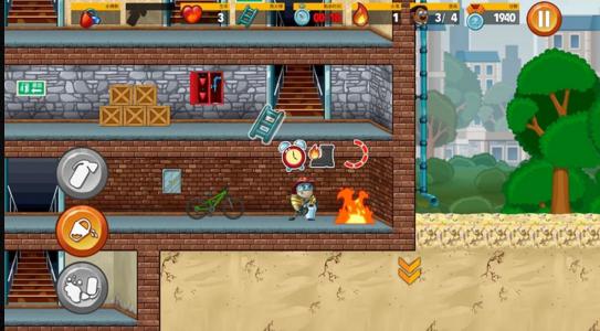 小小消防员游戏截图1