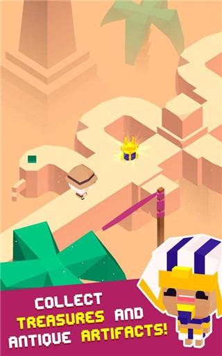 废墟奔跑游戏截图3
