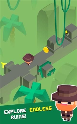 废墟奔跑游戏截图2