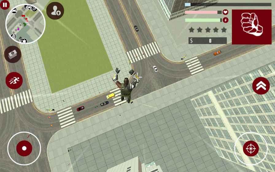 铁拳超人城市守护游戏截图3