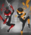 火柴人格斗失重战场游戏截图1