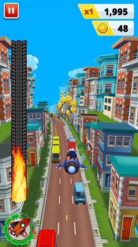 香肠跑酷2游戏截图3