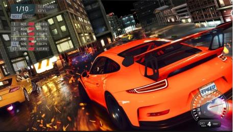 疯狂快速赛车游戏截图2