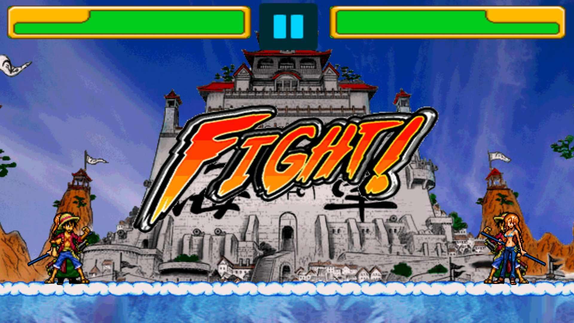 海贼王格斗游戏截图1