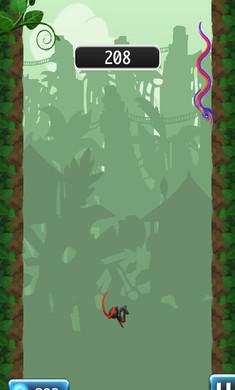 忍者跳跃游戏截图1