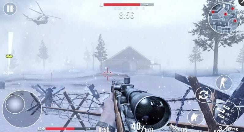 使命狙击二战游戏截图1