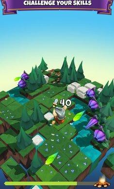 块状骑士游戏截图1