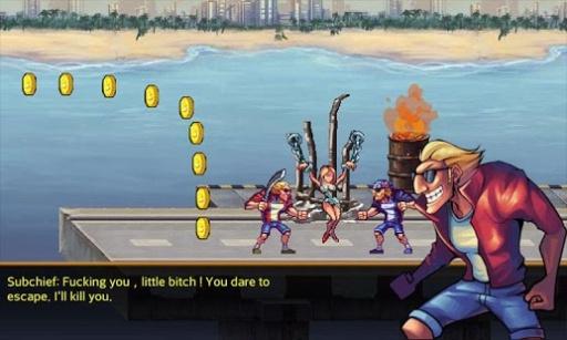 兰博:刺客格斗游戏截图2