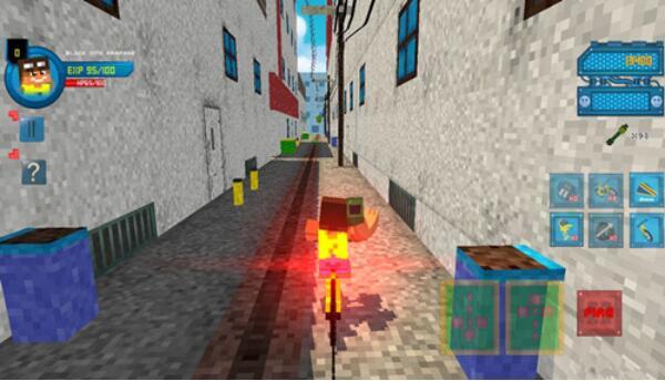 城市横冲直撞游戏截图3
