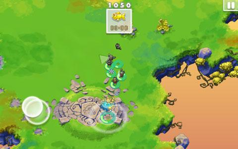无敌忍者猫游戏截图3