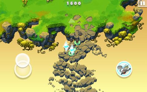 无敌忍者猫游戏截图2