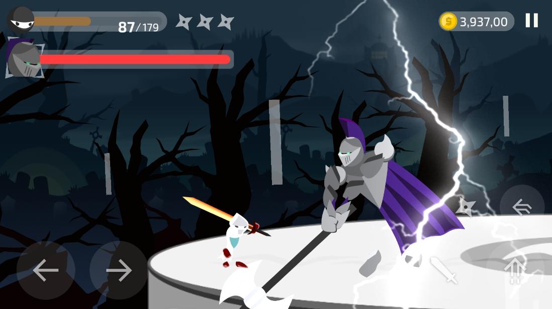 忍者骑士游戏截图3