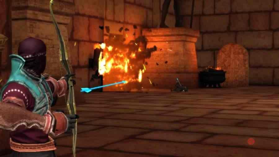 忍者武士刺客英雄III埃及游戏截图1