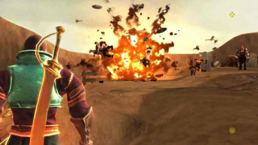 忍者武士刺客英雄III埃及游戏截图2
