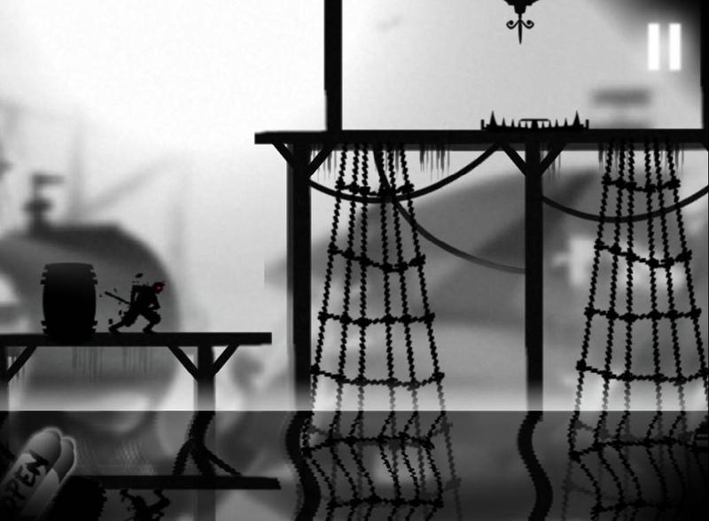 暗影忍者游戏截图2