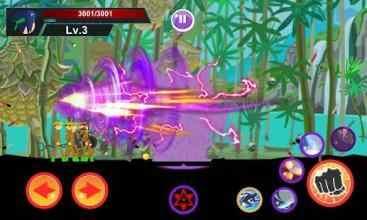火柴人:火影忍者2游戏截图2