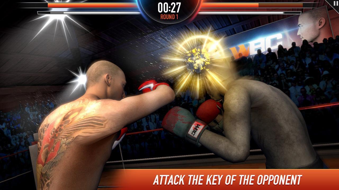 拳击俱乐部:终极格斗游戏截图2