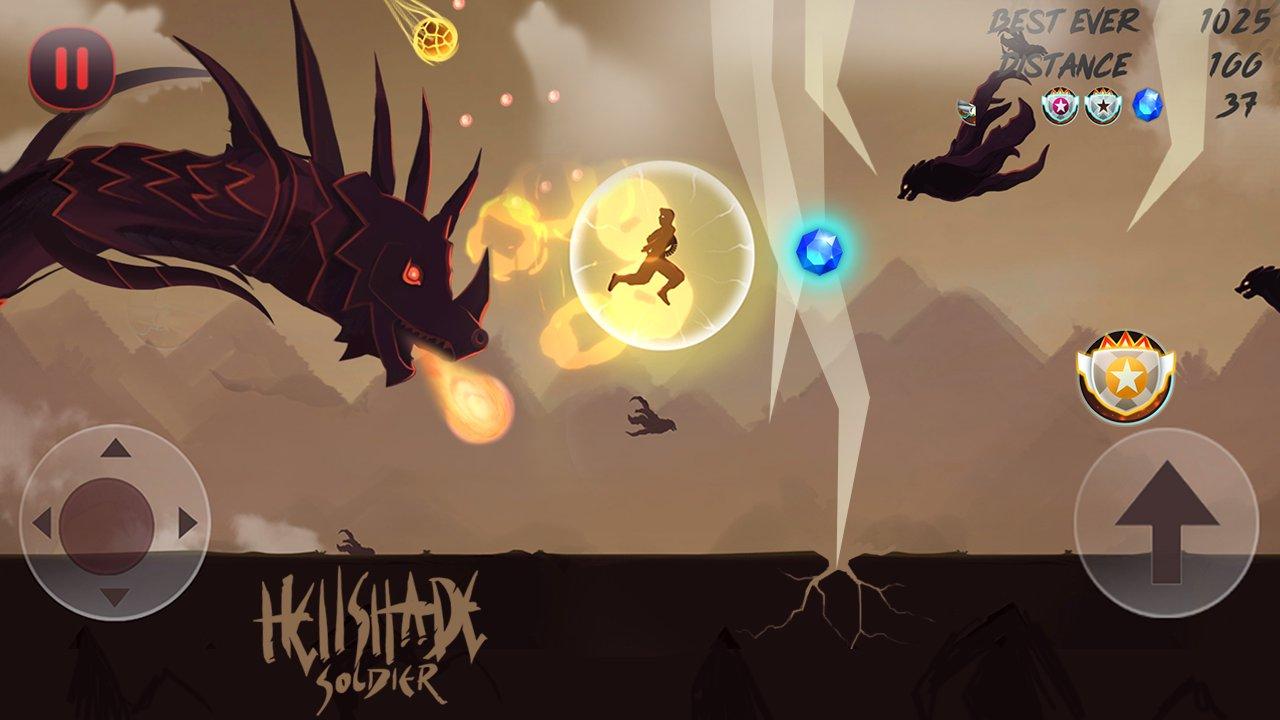 地狱阴影士兵游戏截图3