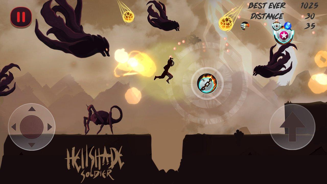 地狱阴影士兵游戏截图2