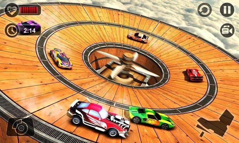 汽车对决游戏截图3