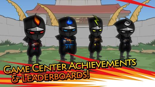 忍者无限2游戏截图3