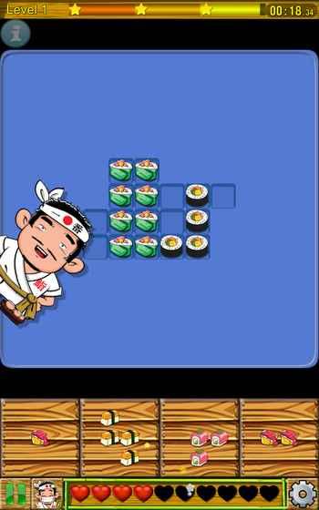 寿司方块游戏截图3