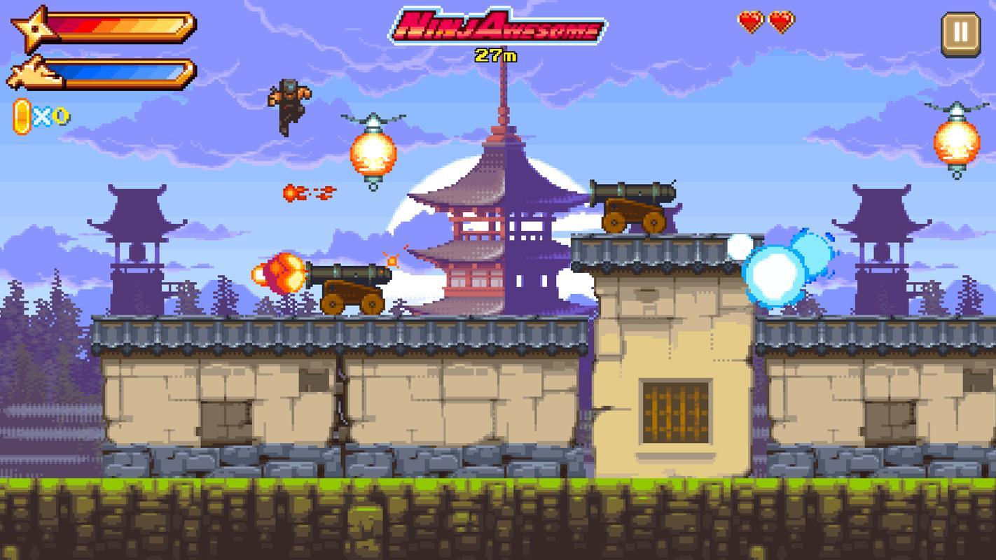 酷炫忍者游戏截图3