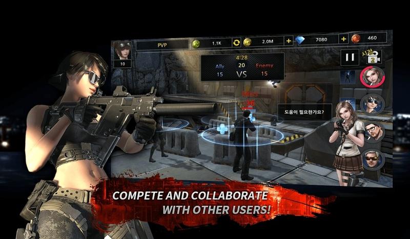 空闲士兵游戏截图3