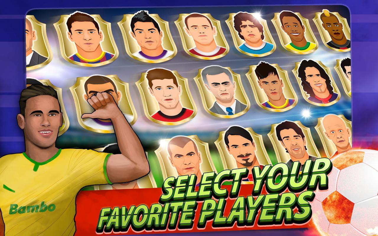 足球格斗游戏截图2