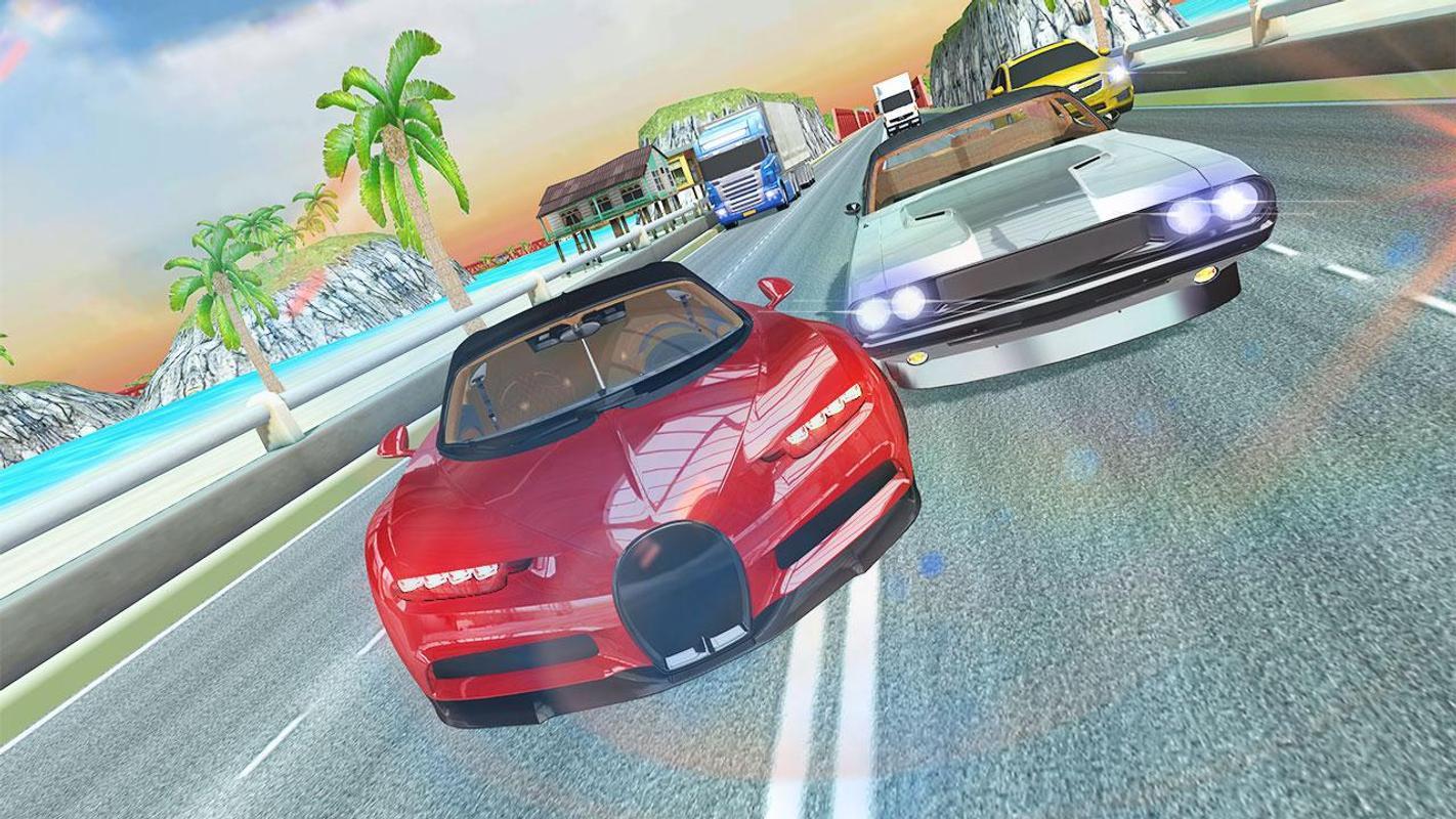 赛车狂热游戏截图2