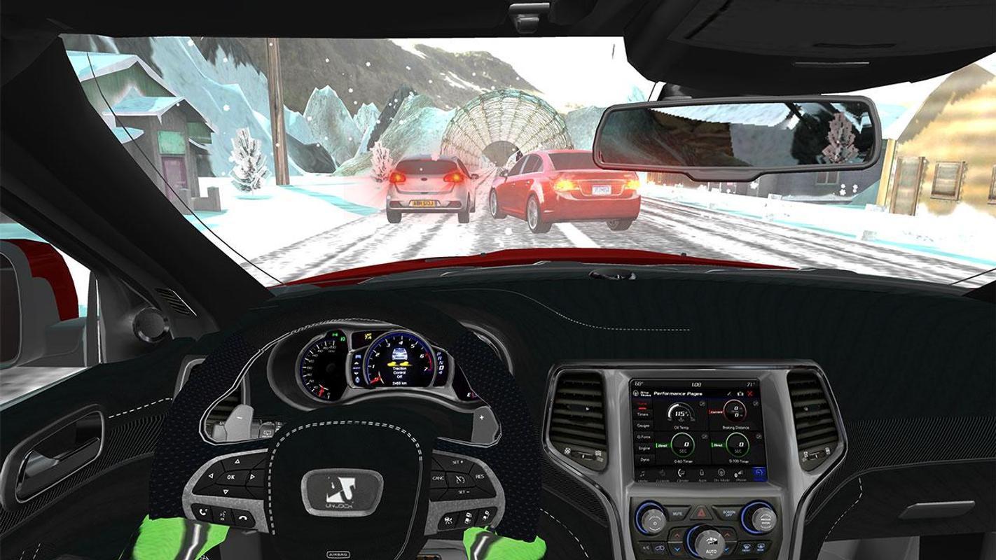 赛车狂热游戏截图3