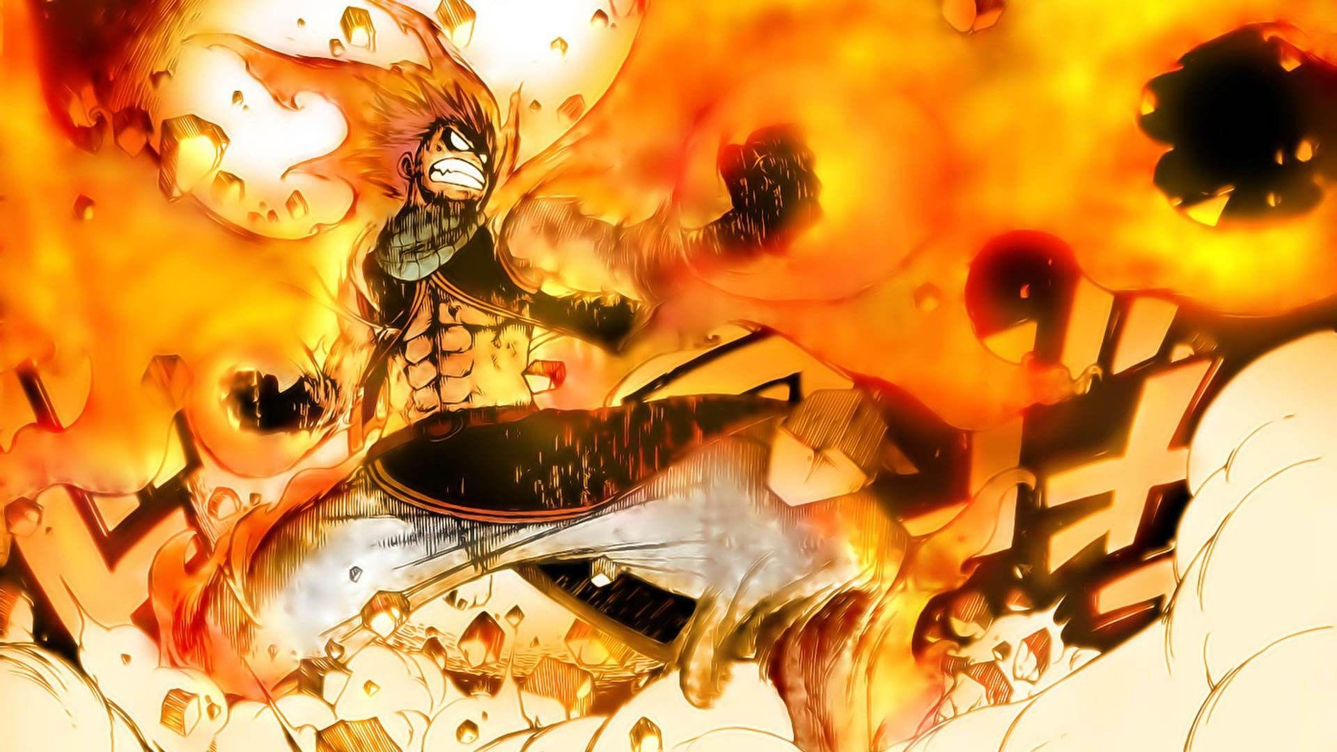 《妖精的尾巴》视频曝光:完美还原原作,重燃你的热血