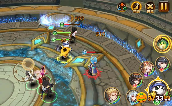 《超能游戏王》新手攻略之战斗操作技巧分享