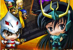 新版本《圣斗士-满V版》十二宫玩法全面上线