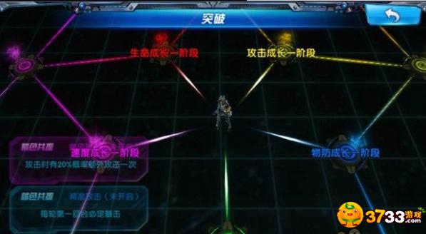 多维度自由成长《X战娘2》突破系统详解
