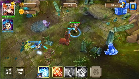 《火女和老牛》新手攻略之英雄试炼玩法